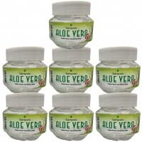 Rajah Ayurveda Aloe Vera Gel - Offer Pack ( 7 numbers pack)