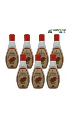 Rajah Ayurveda - Rootz- Herbal Shampoo - Royal and Ancient Ayurvedic Hair Treatment- 200 ml (Pack of 7 Bottles)