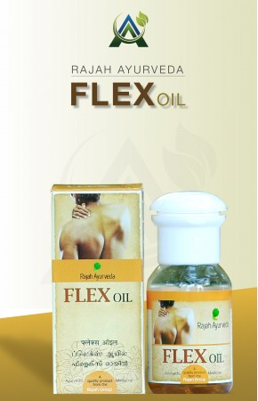 FLEX OIL – INSTANT PAIN RELIEVER